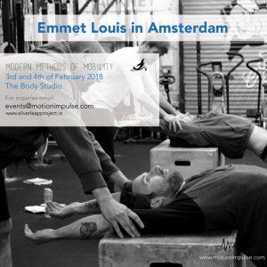 Emmet Louis in Amsterdam