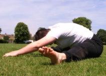 hip flexibility side pancake