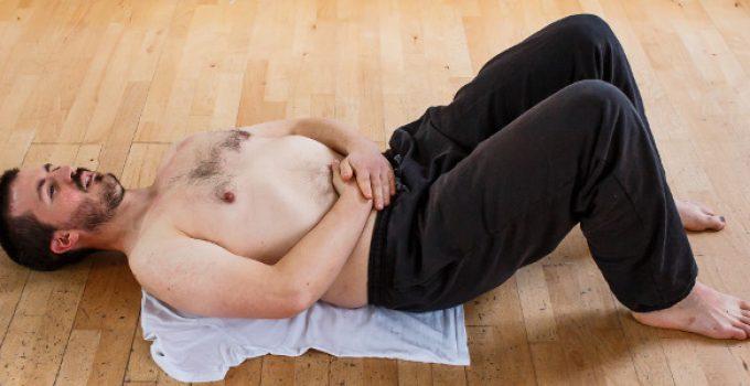 constipation massage general start
