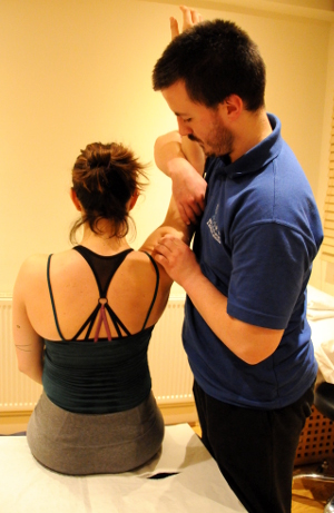 shoulder treatment